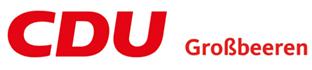CDU Großbeeren Logo